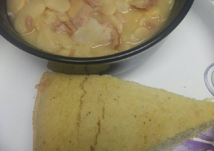 Recipe of Super Quick Homemade Simple Cornbread