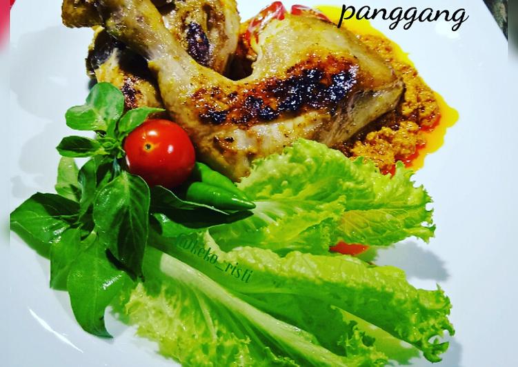 Ayam Lodho Panggang