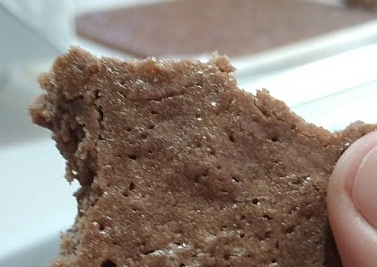 How to Prepare Yummy Tablea Brownies