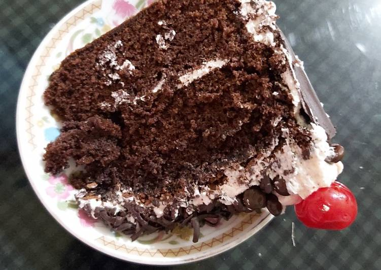 Blackforest simple 😍