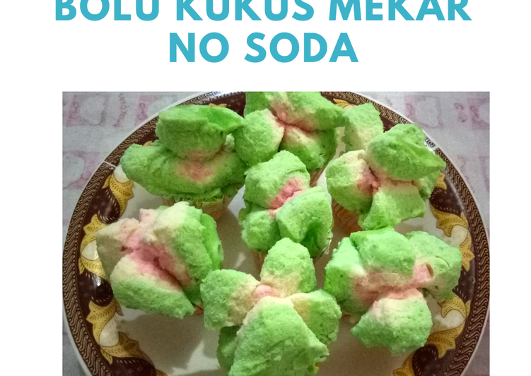 Bolu Kukus Mekar No Soda No BP No Baking Soda