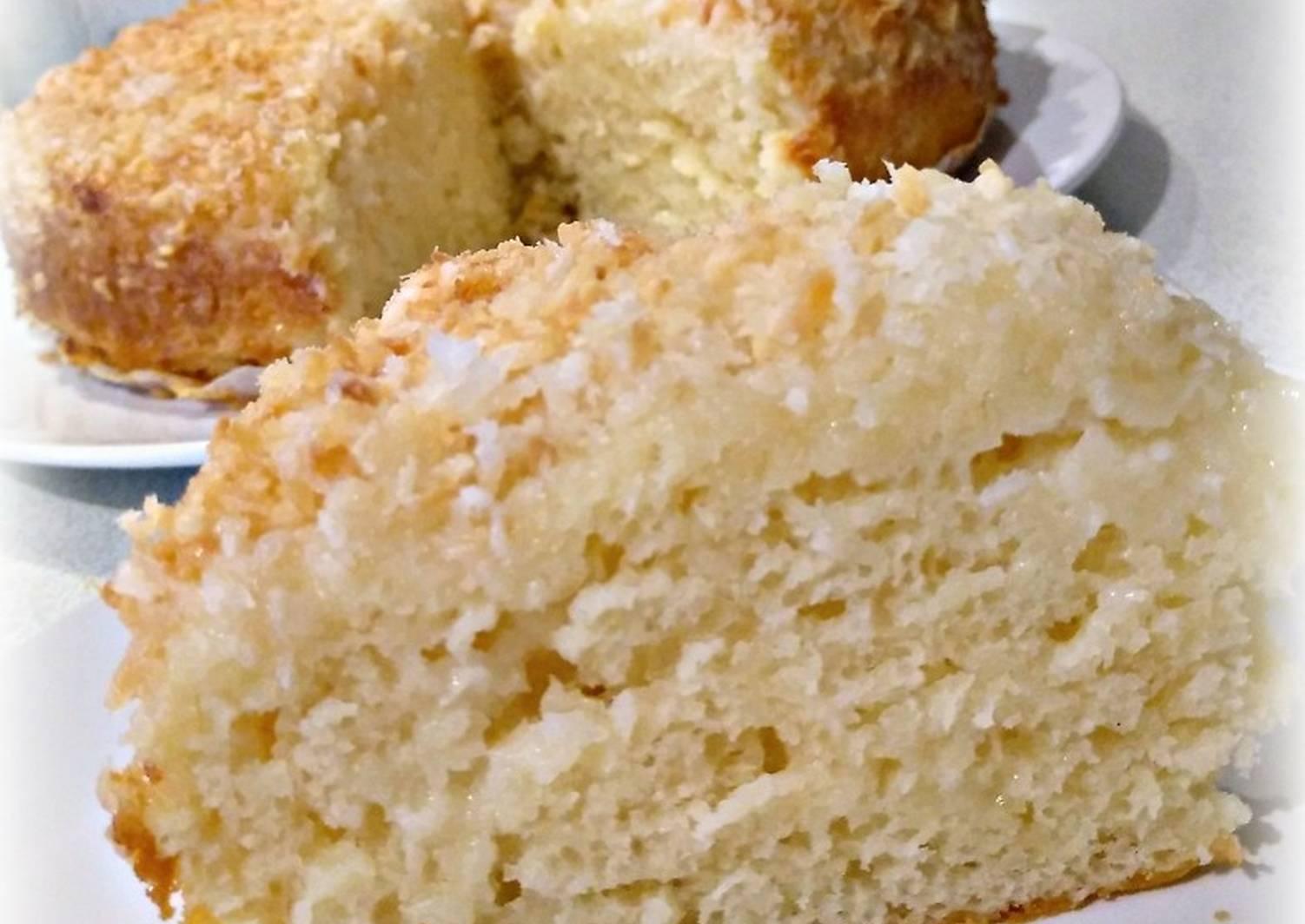 пускай счастье кокосовое пирожное рецепт с фото вот
