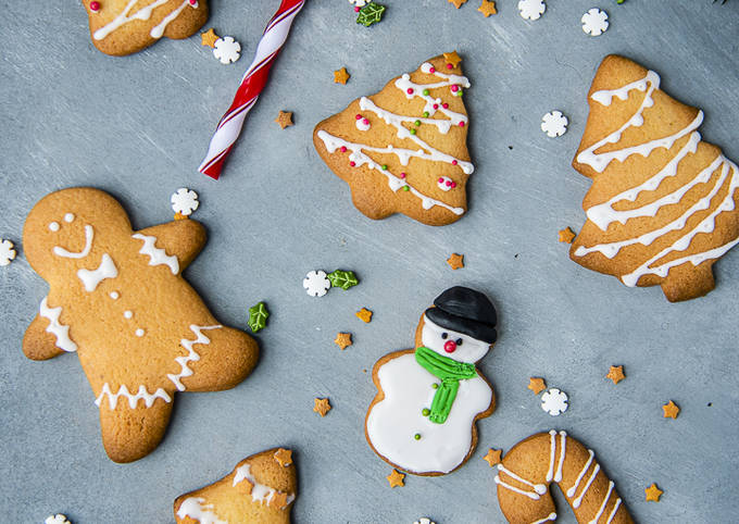 How to Make Favorite Christmas Vanilla Biscuits