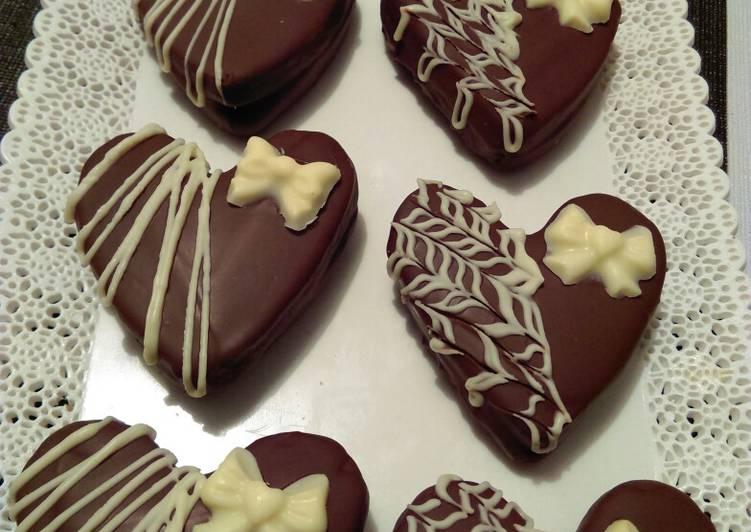 Sablé tout chocolat