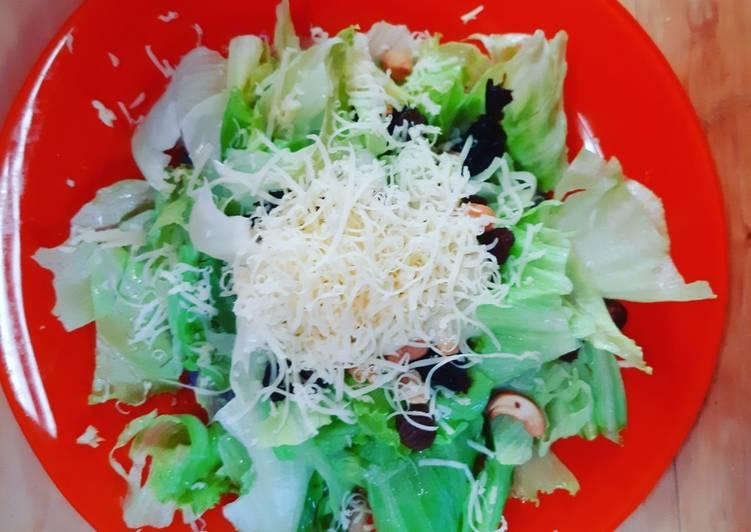 Recipe of Ultimate Healthy Salad