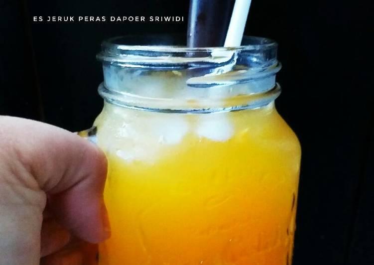 Es jeruk peras (#pr_recookminumandingin)