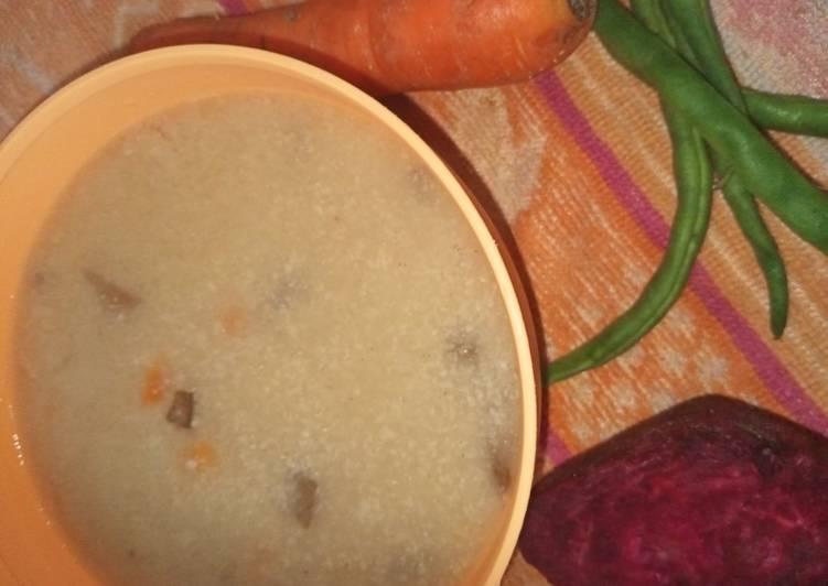 Kodo Millets Soup