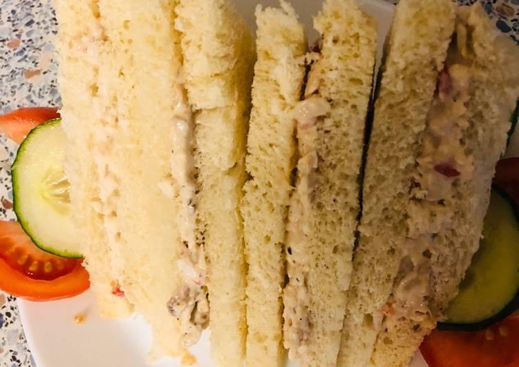Bread Spread(cold sandwich)