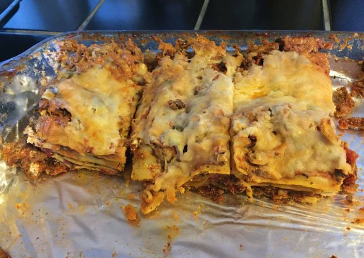 Lasagna, Heart Friendly Foods You Must Eat