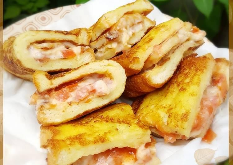 Resep Egg Bread Sandwich Paling dicari