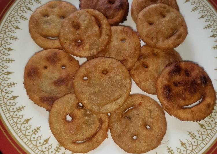 Recipe of Super Quick Homemade Sweet potatoes smileys