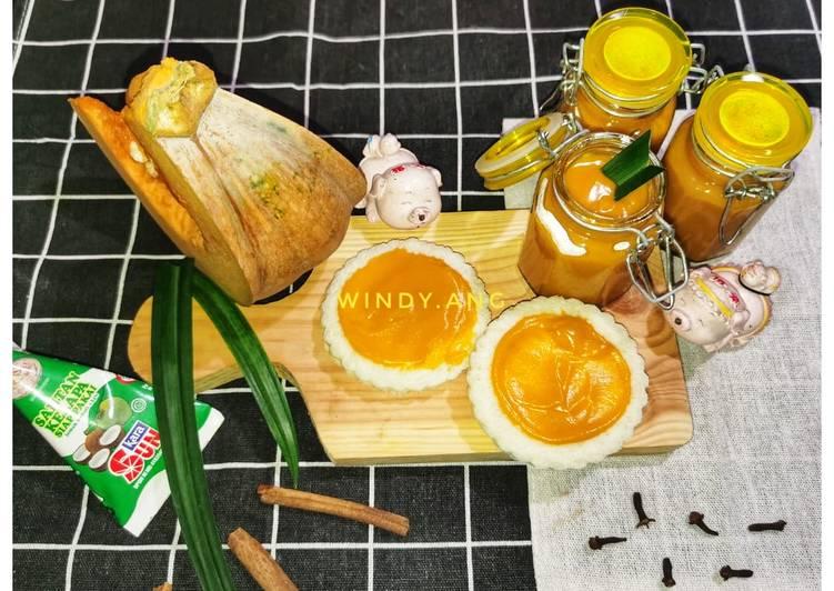 Resep Butternut Squash Jam Homemade Selai Labu Madu Oleh Windy Ang Cookpad