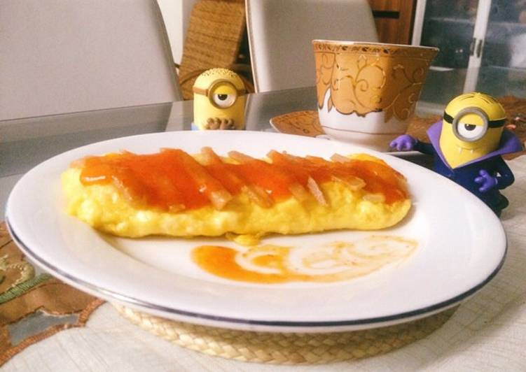 Resep Omelette Top