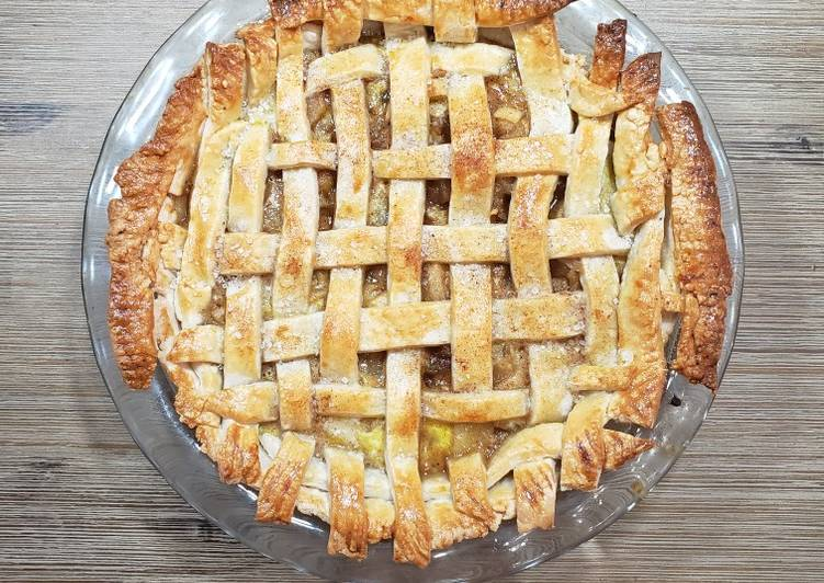Recipe of Top-Rated Apple pie 🥧