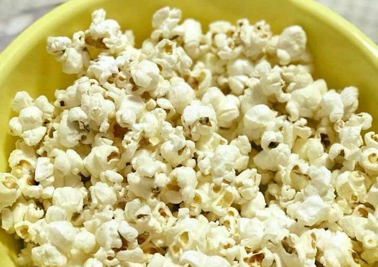 Popcorns Recipe by Alpha - Cookpad