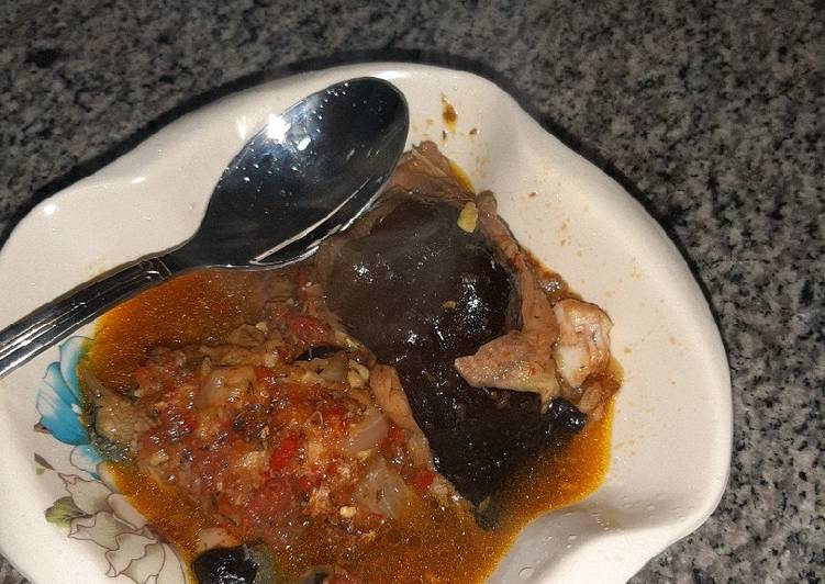 Point and kill pepper soup