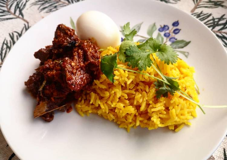 Recipe of Any-night-of-the-week Tumeric Rice with spices