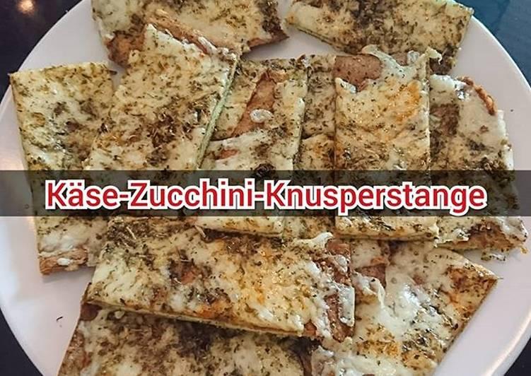 Käse-Zucchini-Stangen