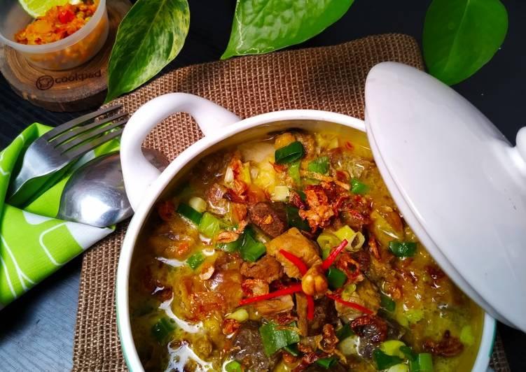 Resep Empal Gentong Cirebonan enak