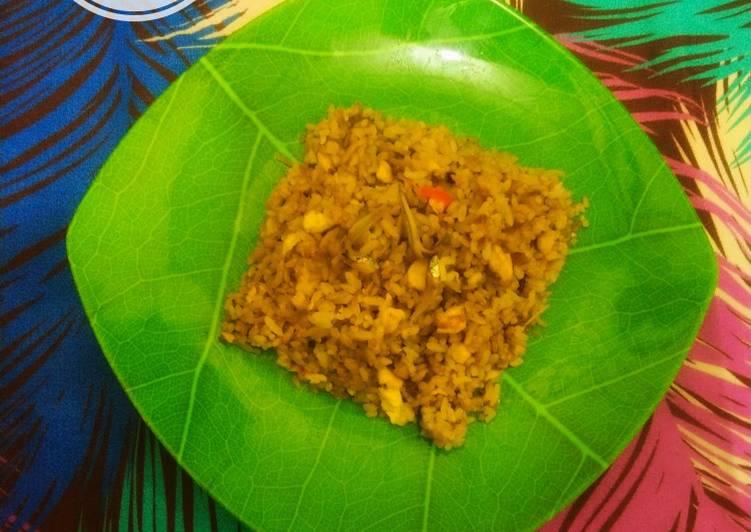 2. Nasi Goreng Teri