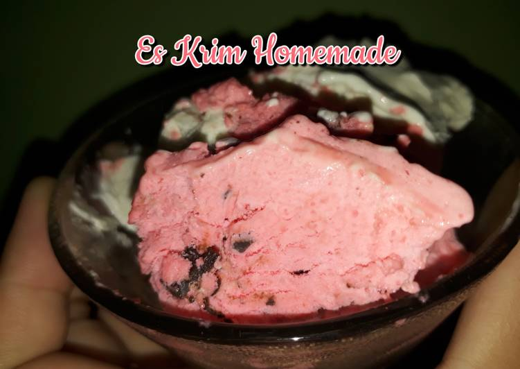 Es krim homemade