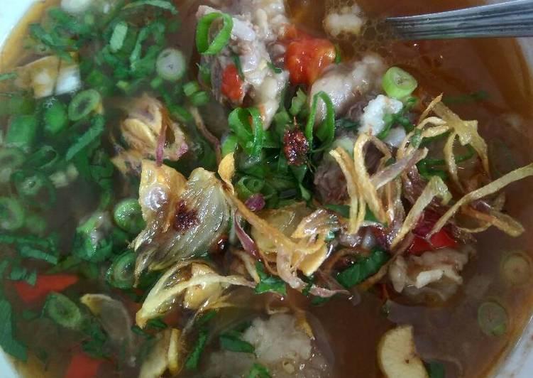 Resep Sop Jando Nagih Oleh Sonia Queena Doank Cookpad