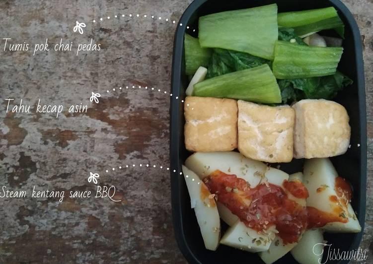 Menu diet sehat ala tissa #day1