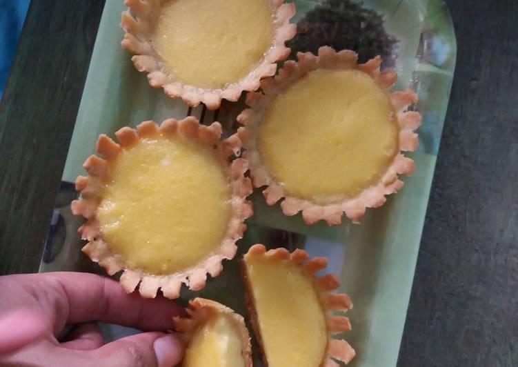 Resep Kue pie Paling Gampang