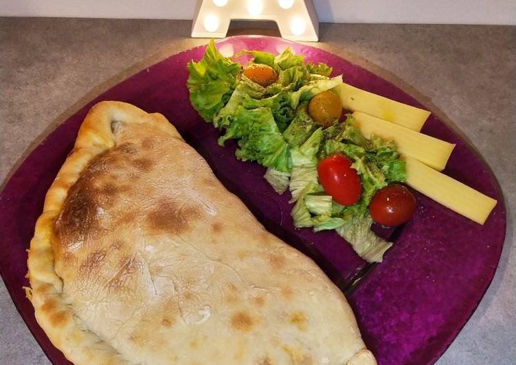 Recette: Calzone