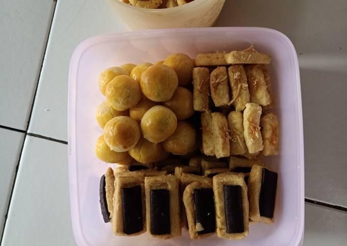 Basic adonan kue kering