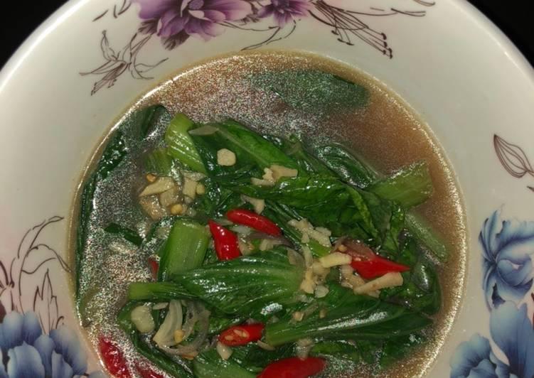 Resep Tumis Sayur Pakcoy Yang Gampang Pasti Ngiler
