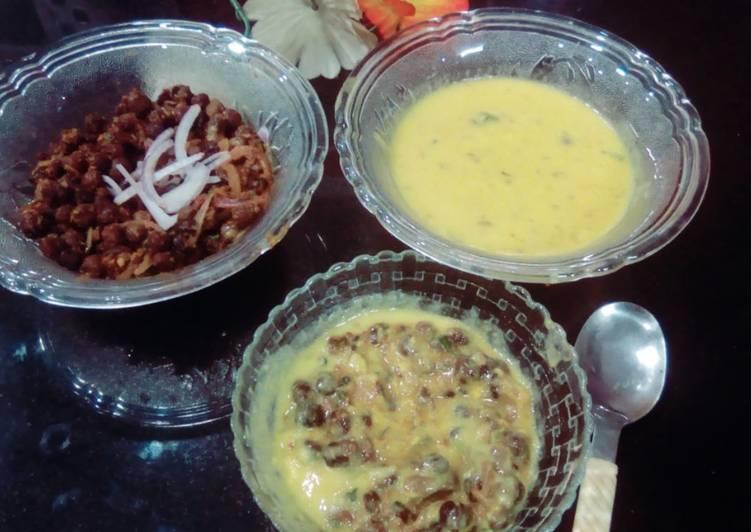 Curry chole