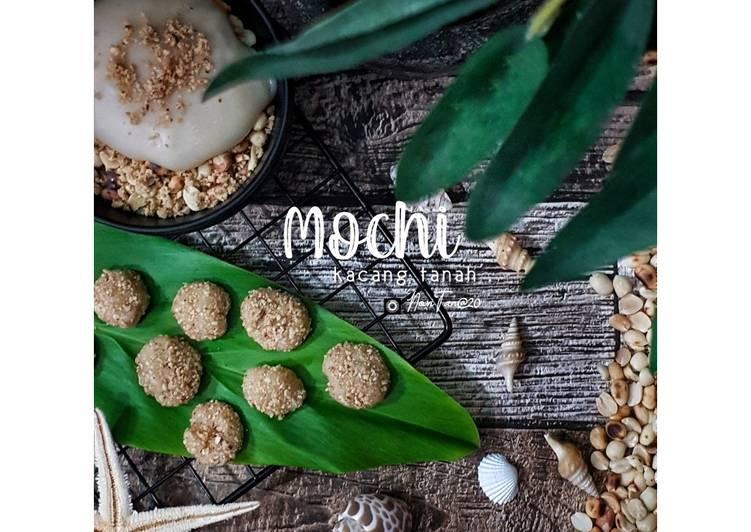 284. Mochi Kacang Tanah   Kaloci   花生麻薯 - cookandrecipe.com