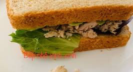 Hình ảnh món Sandwiches ? cá ngừ