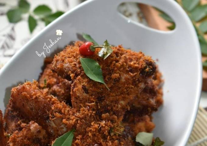 Ayam Goreng Berempah Malaysia