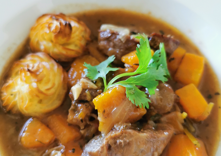 🇨🇵 Beef Ragout (Slow cooked French style Stew)