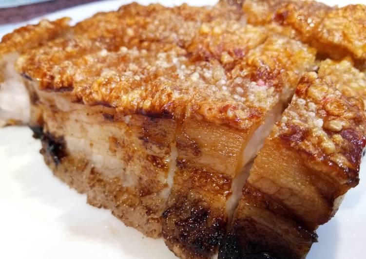Juicy Crack Pork