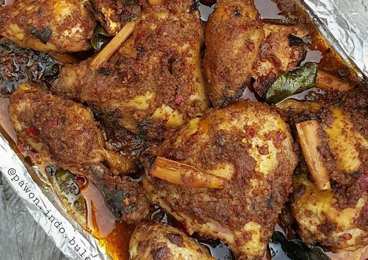 How to Make Favorite Roasted Lemongrass Chicken