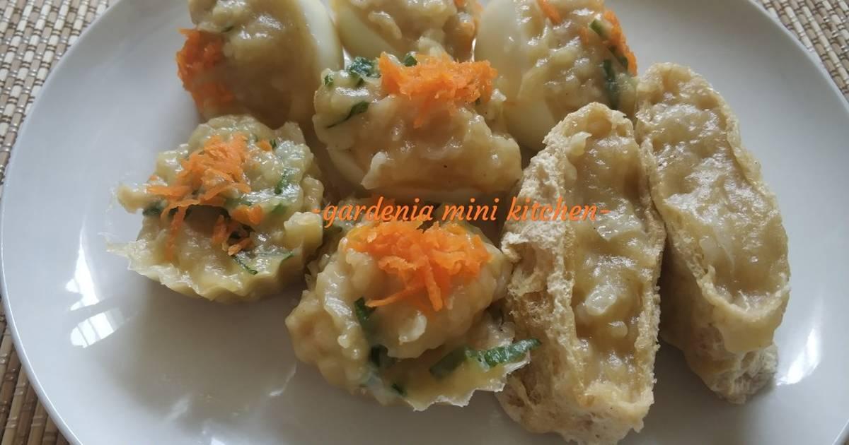18 Resep Fatmah Bahalwan Siomay Enak Dan Sederhana Ala Rumahan Cookpad