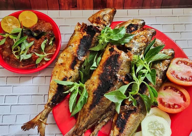Ikan PanggangTeflon