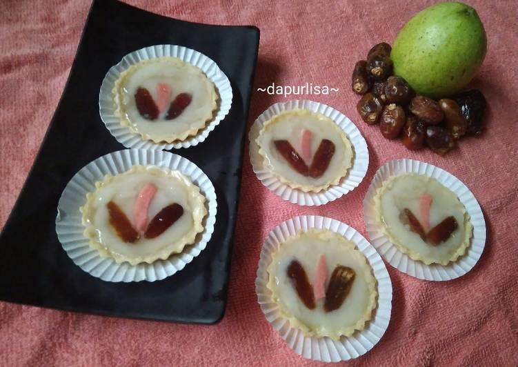 Resep Pie buah versi Ramadan ala dapur lisa Paling Top