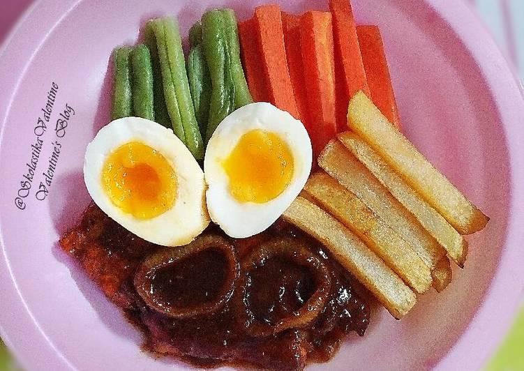 resep ayam kecap berempah inggris juara Resepi Roti Telur Madu Enak dan Mudah