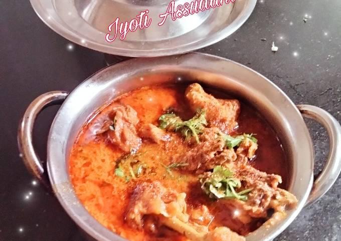 Old Delhi Style Chicken Korma