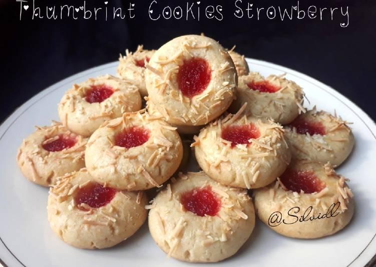 Thumbrint Cookies