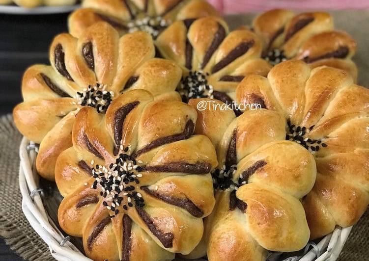 Resep Roti Isi Manis Paling Gampang