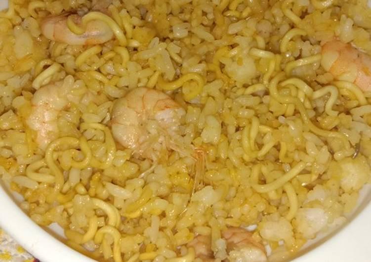Resep Nasi goreng udang buat anak Paling dicari
