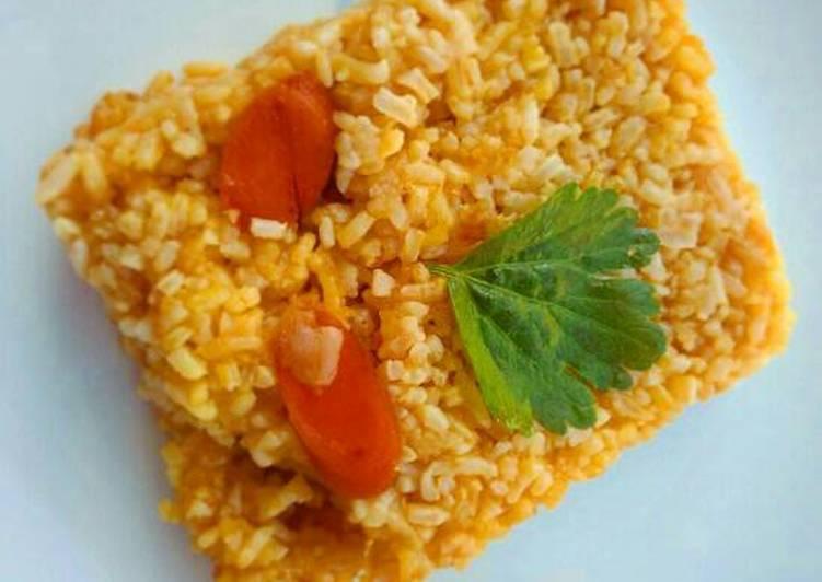 Resep Nasi goreng ala kadar Made by suami Paling Joss