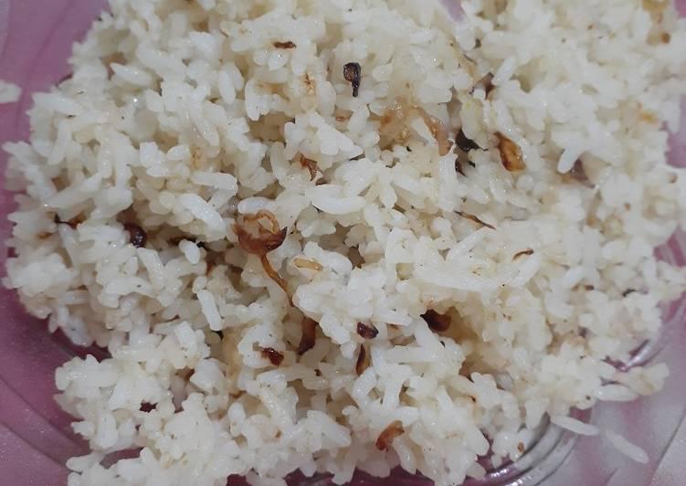 Resep Nasi goreng minimalis  Anti Gagal