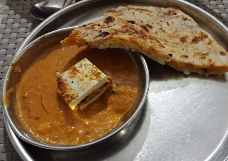 Step-by-Step Guide to Make Super Quick Homemade Paneer parcha