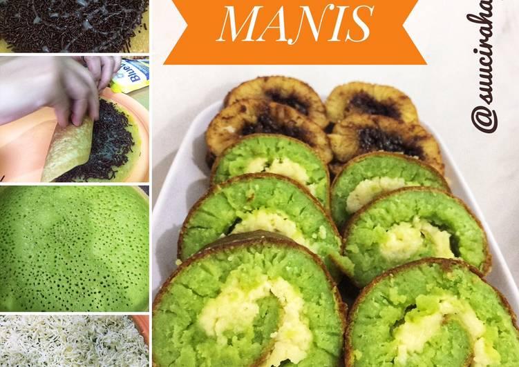 Martabak Manis (teflon)
